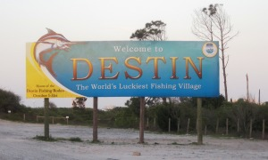 Destin Billboard