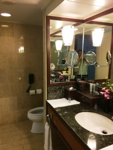 JW marriott bathroom